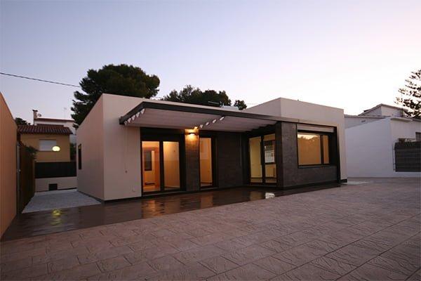 Casas modulares mais baratas e com menos burocracia for Casas modulares minimalistas