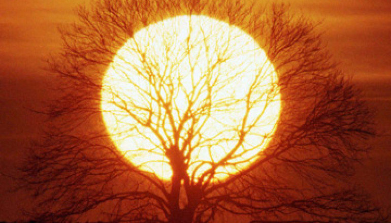 Cientistas estimam influência do sol no aquecimento global do planeta