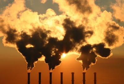 Emissões de gases com efeito de estufa descem 2,6% em 2016