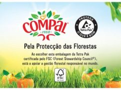 Tetra Pak e Compal presentes no Greenfest