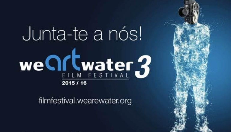 Segunda fase do We Art Water Film Festival 3 já arrancou
