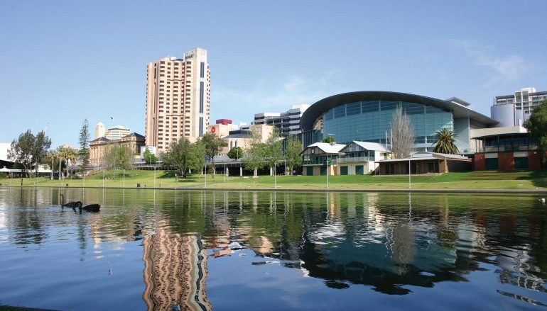 Adelaide entre as cidades mais limpas do mundo
