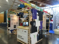 "IADE com stand ""mais verde"" do Greenfest"