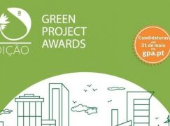 Green Project Awards 2017: candidaturas arrancam hoje
