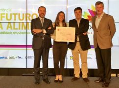 ISQ e ARALAB distinguidos nos Food & Nutritions Awards