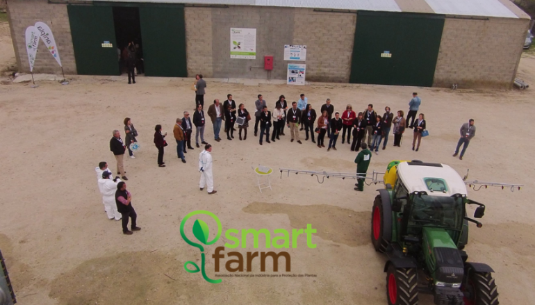 Smart Farm distinguida nos Green Project Awards