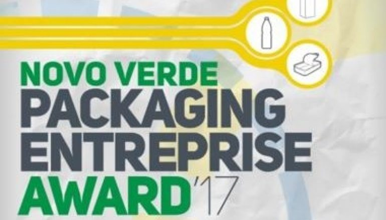 Feel Matter é a vencedora do Novo Verde Packaging Enterprise Award
