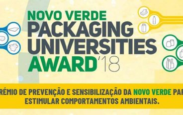 "Novo Verde lança desafio ecológico às universidades com o ""Packing Universities Award 2018"""