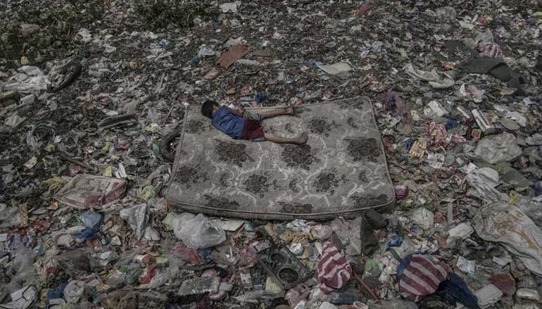 Mário Cruz fica em 3.º lugar na categoria Ambiente do World Press Photo 2019