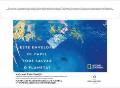 The Navigator Company e National Geographic lançam envelope amigo do ambiente