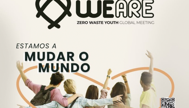"""Charles Moore e Dianna Cohen confirmados no evento """"WE ARE – Zero Waste Global Meeting"""""""